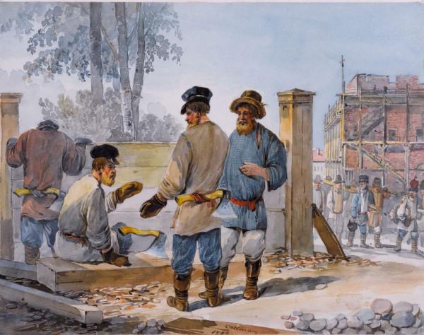 день строителя Севастополь