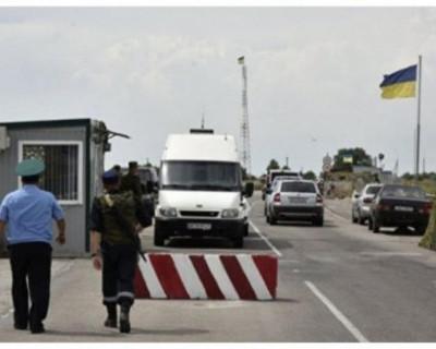 Киев принял решение закрыть границу с Крымом в знак мести Виктору Медведчуку, который приехал отдыхать на полуостров