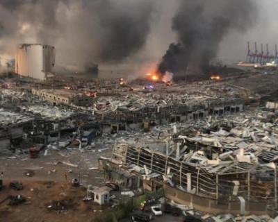 После взрыва в Бейруте российские военные сделали предупреждение!