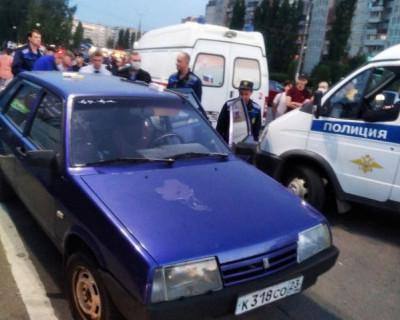 В Липецке обнаружили труп севастопольца в машине