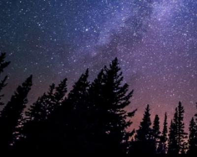 Что можно увидеть в ночном небе в августе