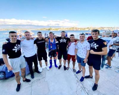 Федерация ММА Севастополя успешно выступила на турнире по К-1