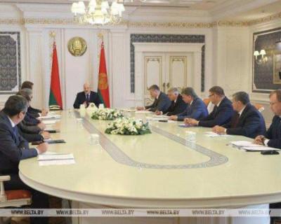 Лукашенко прокомментировал массовые протесты в Белоруссии