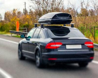 В России начали штрафовать за багажник на крыше. Законно ли?