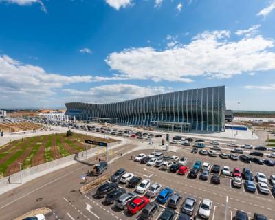 За две недели августа в аэропорту Симферополя обслужили более 600 тысяч пассажиров