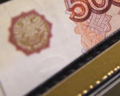 В России выросло количество поддельных купюр