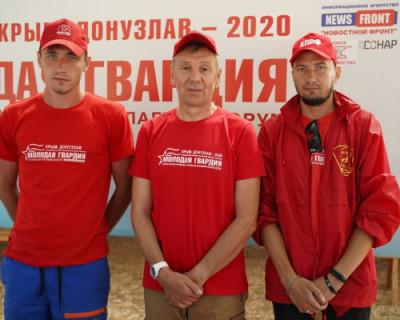 Участники патриотического лагеря в Крыму остались довольны