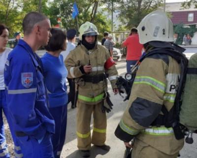 В Севастополе произошел взрыв в многоквартирном доме