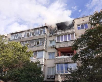 Спасатели Севастополя рассказали подробности пожара в Каче, в результате которого погиб один человек (ВИДЕО)