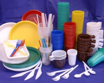 Общепит Симферополя обязали перейти на одноразовую посуду