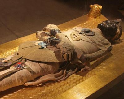 Ученые раскрыли тайны древнеегипетских мумий (ВИДЕО)