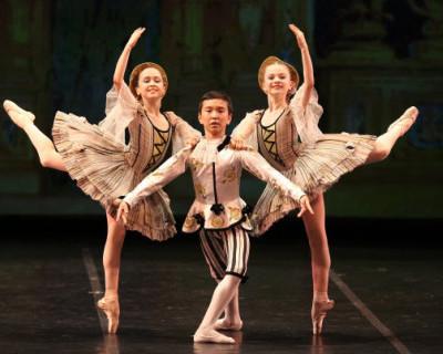 В Севастополе открываются премьерные гала-концерты «Звезды мирового балета»