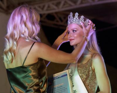 В конкурсе «Жемчужина Черного моря-2020» победила красавица из Казани