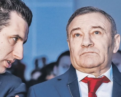 Ротенберги стали самой богатой семьей в России