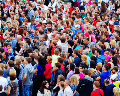 В России катастрофически сокращается население страны