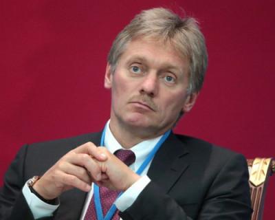 В Кремле не видят повода для расследования отравления Навального