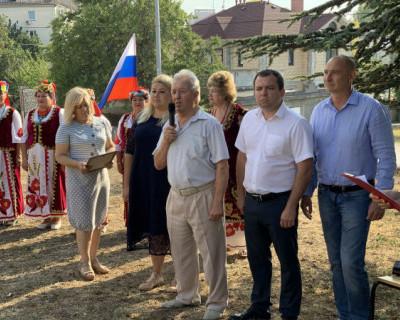Душевный праздник на Генерала Жидилова в Севастополе