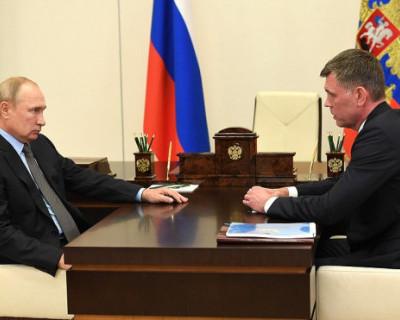 Владимир Путин приказал разобраться с коллекторами