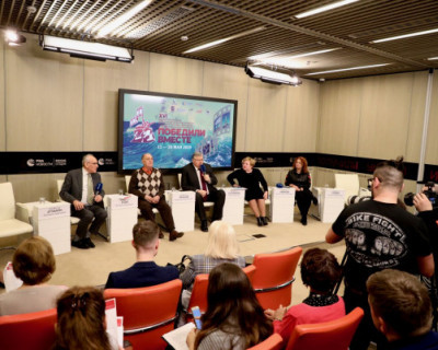 В Севастополе открывается XVI Международный фестиваль документальных фильмов и телепрограмм «Победили вместе»