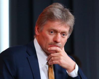 В Кремле заинтересованы в установлении причины ухудшения здоровья Навального