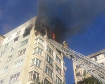 Глава Крыма решит вопрос о компенсации пострадавшим при взрыве и пожаре жилого дома в Керчи