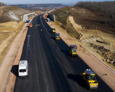 Работы по развитию дорожной сети Крыма будут продолжены