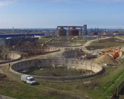 В Севастополе ведутся подготовительные работы по заключению контракта на строительство КОС «Южные»