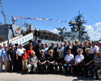 Сторожевой корабль «Сметливый» передан в парк «Патриот»