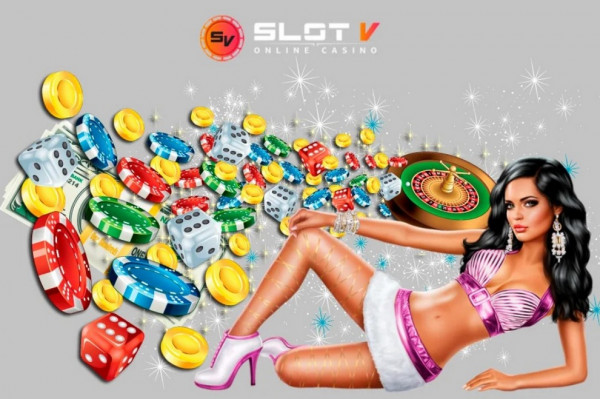 Казино Слот В (SlotV casino): обзор от all-casinoz.com