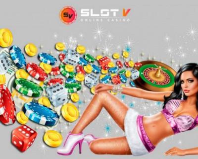 Казино Слот В (SlotV casino): обзор от all-casinoz.com