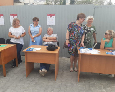 Двадцать медиков нашли работу на ярмарке вакансий в Севастополе
