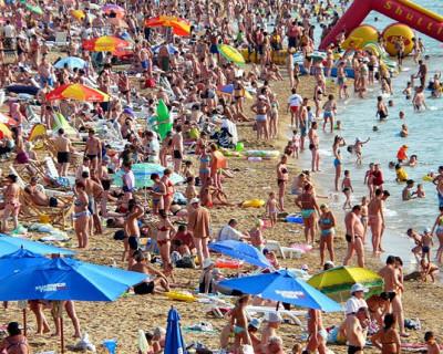 Пляжи Крыма. Что будет с ними летом 2015