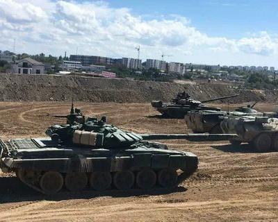 В Севастополе заканчивает работу Международный военно-технический форум«Армия-2020»