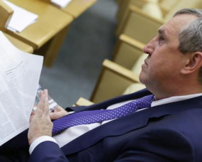 Депутат получил крупнейшую в истории России взятку