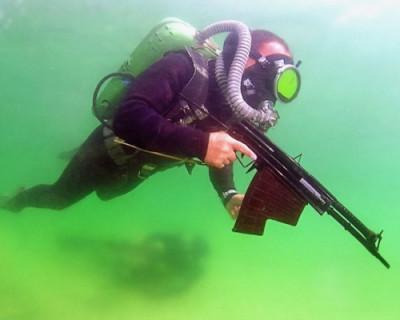 В Севастополе проходит конкурс на звание лучшего водолаза
