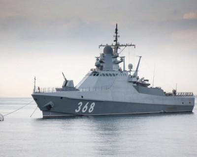 В состав ЧФ РФ войдет новый патрульный корабль