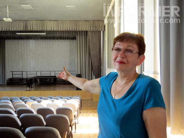Валентина Михайловна Бондаренко