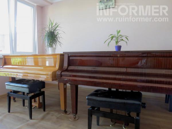 Музыкальная школа на Генерала Коломийца, 4 Севастополь