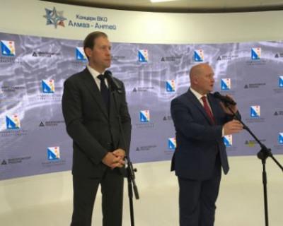 Михаил Развожаев модернизирует промышленность Севастополя
