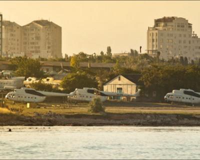 Севастопольскую вертолетку «перенесут» в другое место