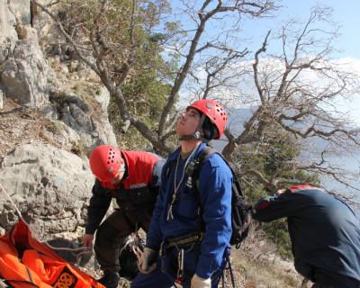 Спасатели в Батилимане (фото, видео)