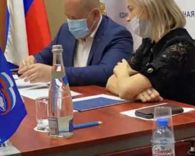 Наталья Поклонская поддержала Михаила Развожаева на выборах губернатора Севастополя