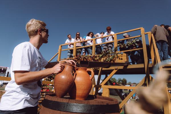 WineFest праздник вина Севастополь