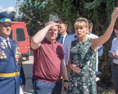 Глава Севастополя дал ряд поручений по итогу рабочей поездки в Любимовку