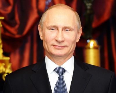 Поздравление Владимира Путина с 8 Марта