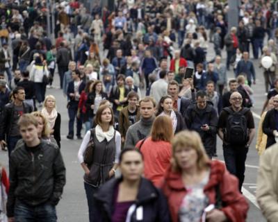 Россияне считают, что в стране нарастает анархия