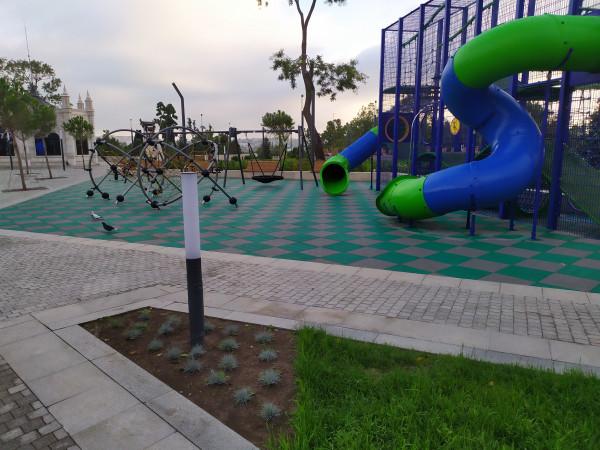 детская площадка матросский бульвар севастополь