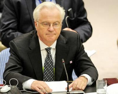 Крым не будем обсуждать в Совете Безопасности, а будем ограничиваться одной цифрой - 93 процента