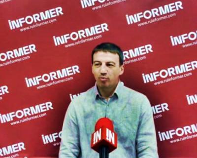 «ИНФОРМЕР» поговорил с уникальным человеком и боксером Александром Колесниковым (ВИДЕО)
