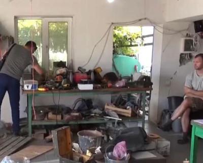 В Севастополе ликвидированы две подпольные оружейные мастерские